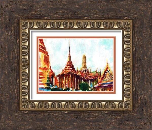 Vya Artist - Grand Palace Wat Phra Kaew