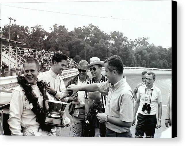 Don Struke - Mark Donohue and Roger Penske Trans Am Two