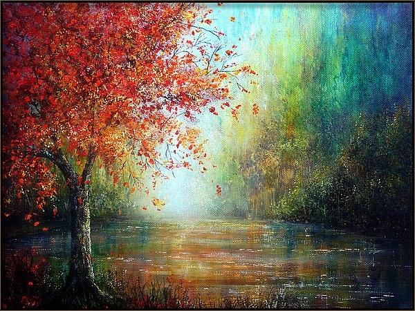 Ann Marie Bone - The Autumn Tree