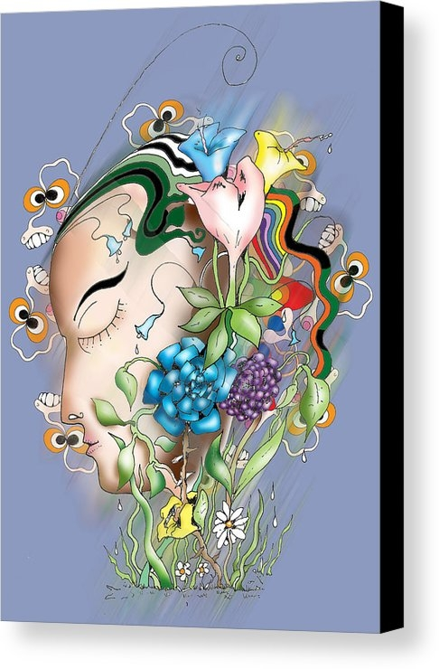 Gala Hutton - Flowerhead