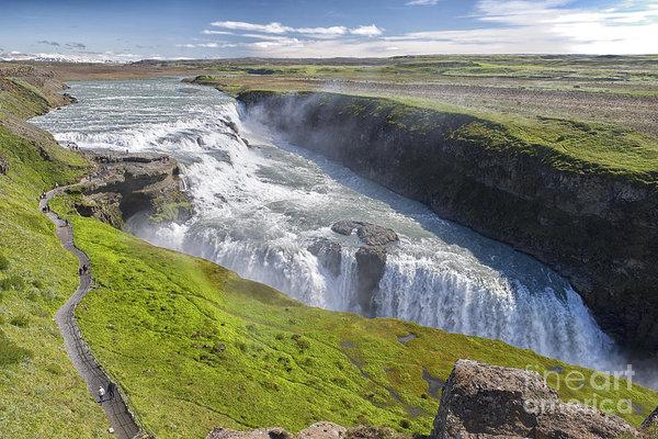 Ivan Batinic - Gullfoss Waterfall, Iceland