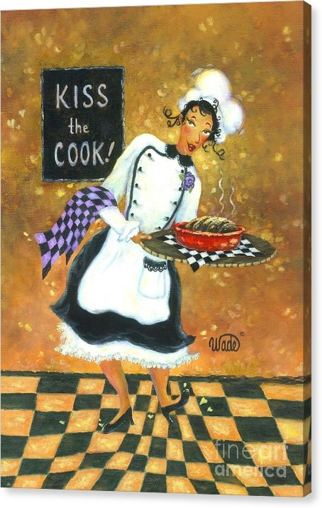 Vickie Wade - Kiss the Cook