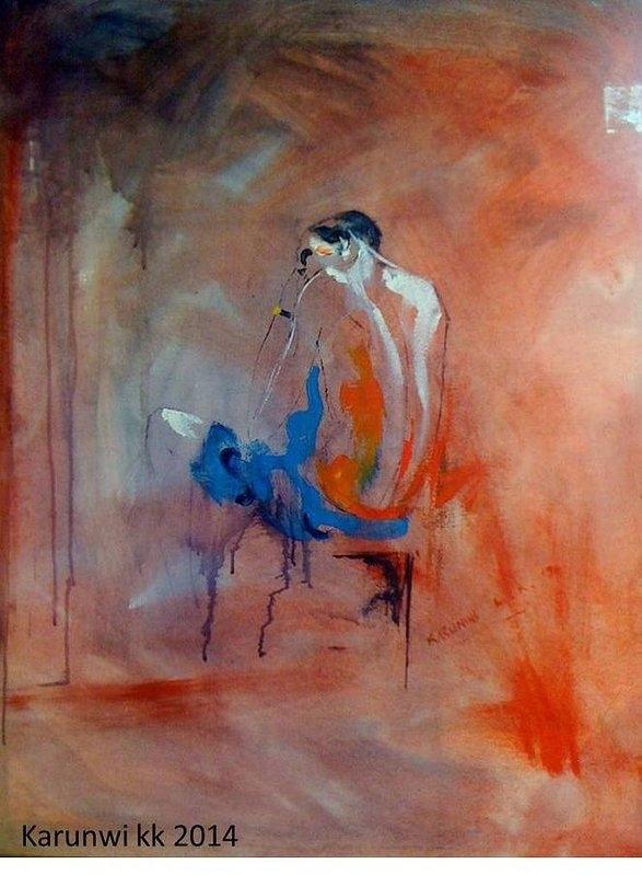 Kayode Karunwi - Meditation