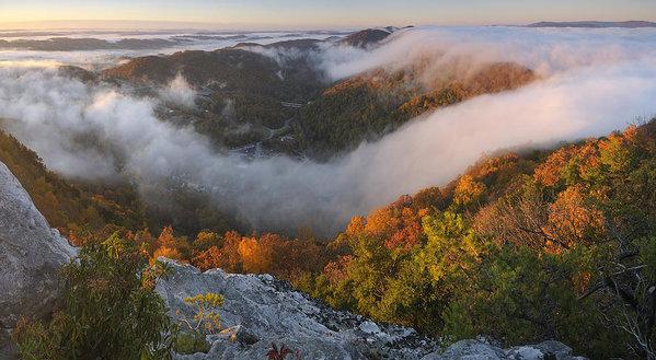 Christian Heeb - Cumberland Gap