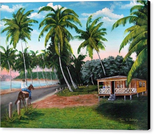 Luis F Rodriguez - Paseo Por La Isla