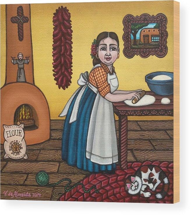 Victoria De Almeida - Rosas Kitchen