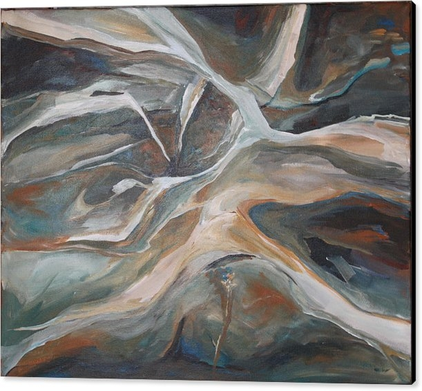 Michelle Lake - abstract Ice