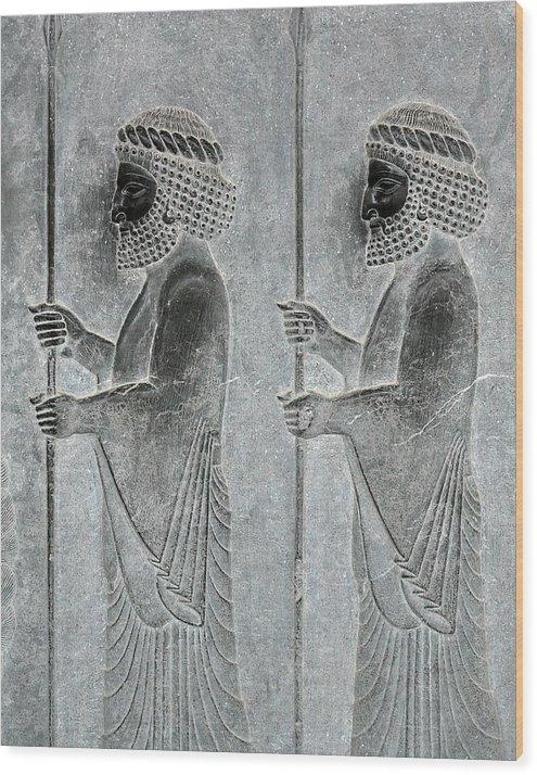 Babak Tafreshi - Bas-relief