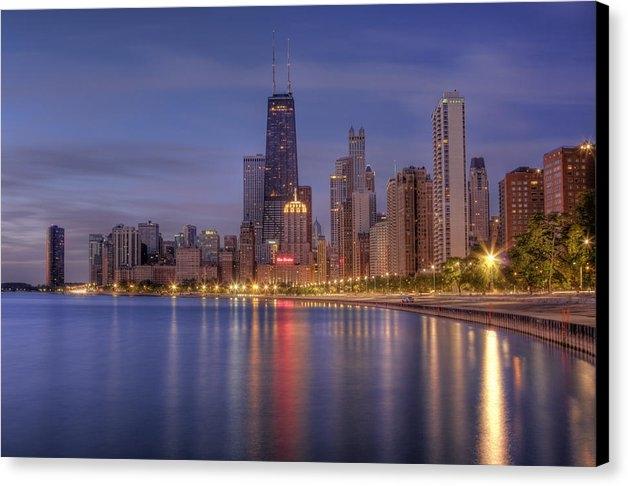 Lindley Johnson - Sparkling Chicago