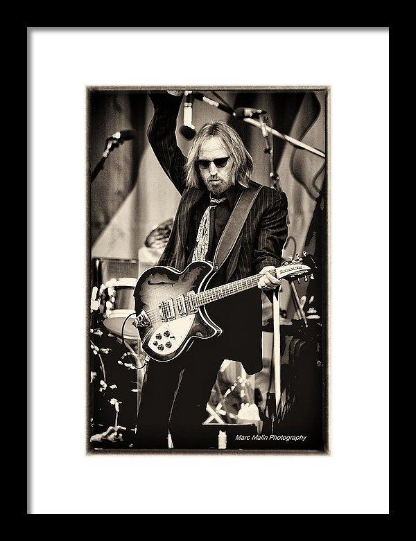 Marc Malin - Tom Petty