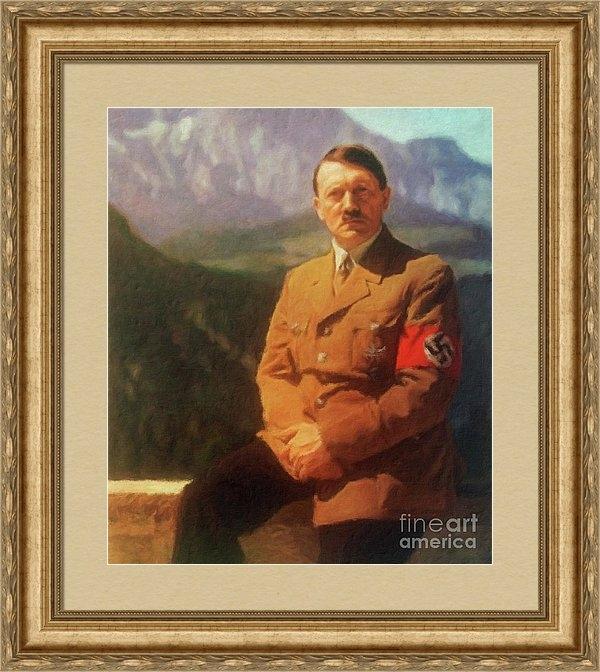 John Springfield - Leaders of WWII - Adolf Hitler