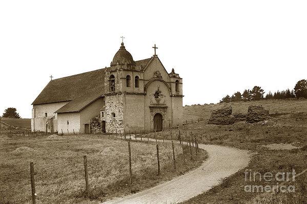 California Views Mr Pat Hathaway Archives - Carmel Mission Monterey Co. California circa 1890
