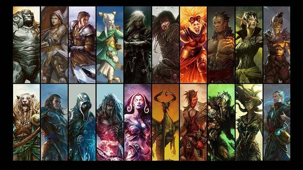 F S - Magic The Gathering Mtg Planeswalkers