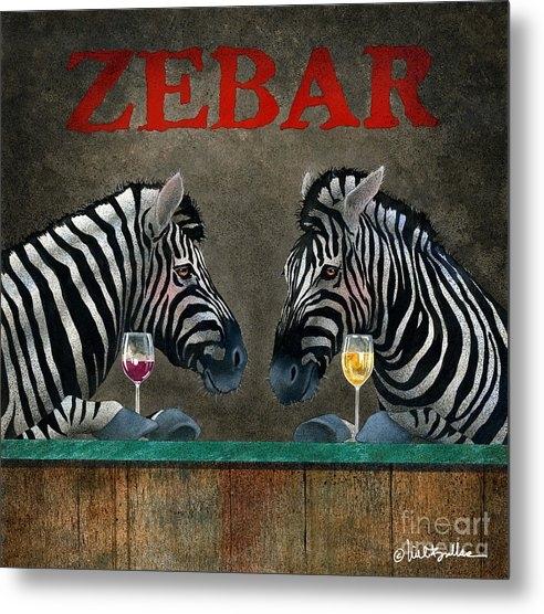 Will Bullas - Zebar...