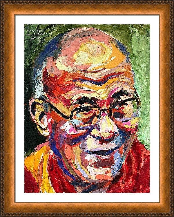Derek Russell - Dalai Lama