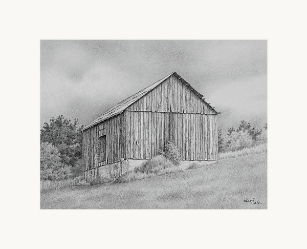 Ralph Cale - The Wesolowsky Barn
