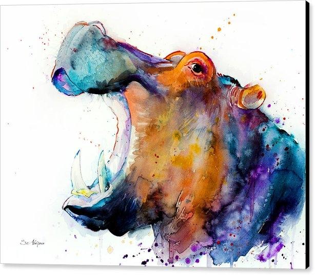 Slavi Aladjova - Hippo