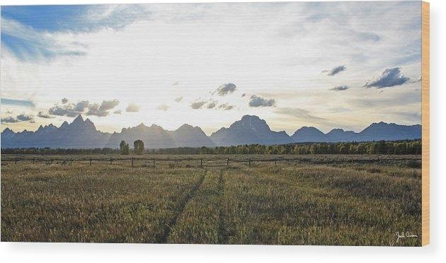 Zach  Arnone - Path to the Teton Range