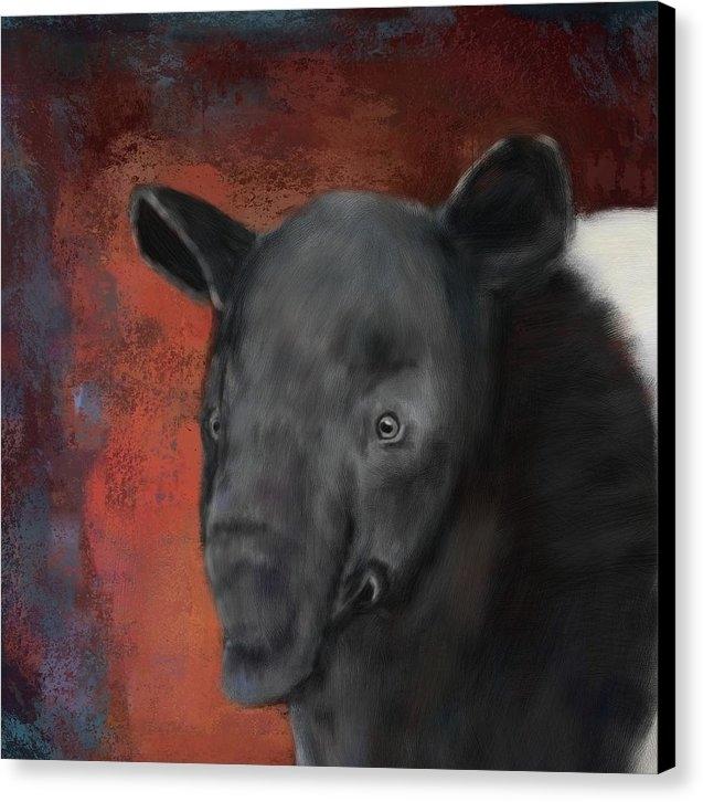 Mandy Tabatt - Asian Tapir
