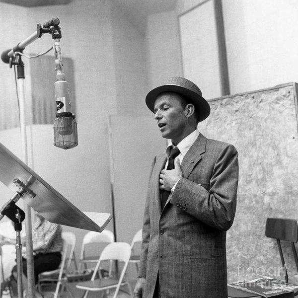 The Titanic Project - Frank Sinatra - Capitol Records Recording Studio #4