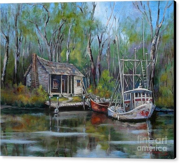 Dianne Parks - Bayou Shrimper