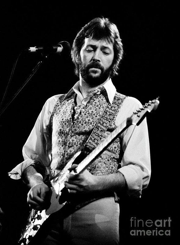 Chris Walter - Eric Clapton 1977