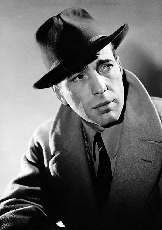 Mountain Dreams - Humphrey Bogart