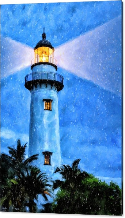 Mark Tisdale - Lights On For You At St. Simons