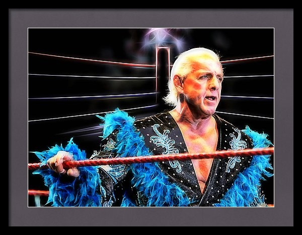 Marvin Blaine - Ric Flair Wrestling Collection