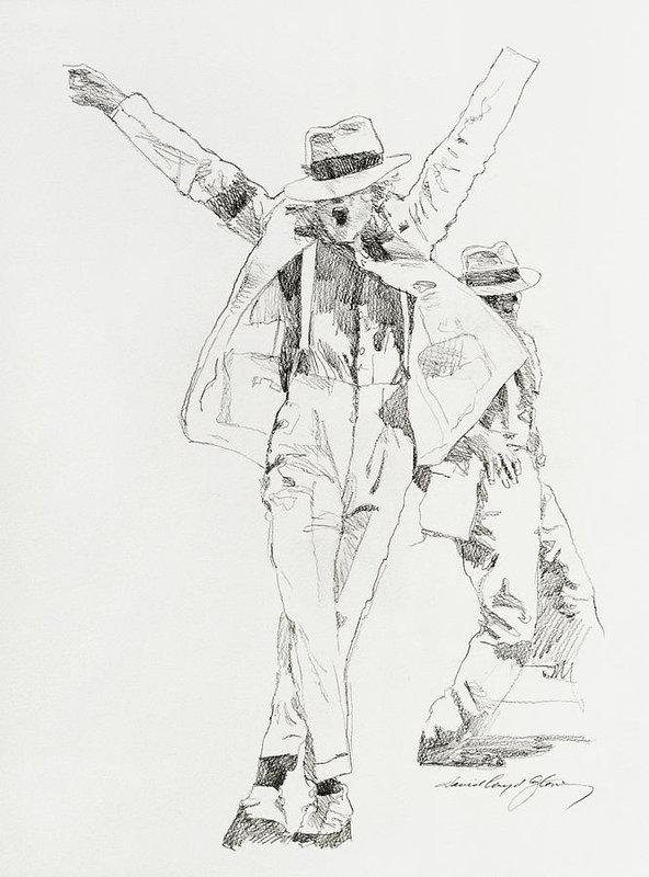 David Lloyd Glover - Michael Smooth Criminal