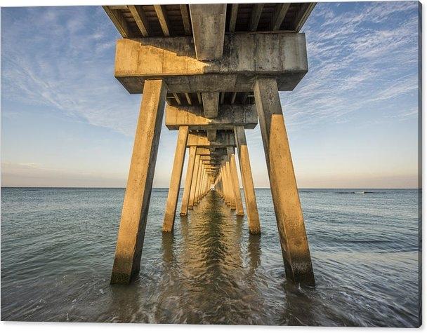 Jon Glaser - Venice Below the Pier