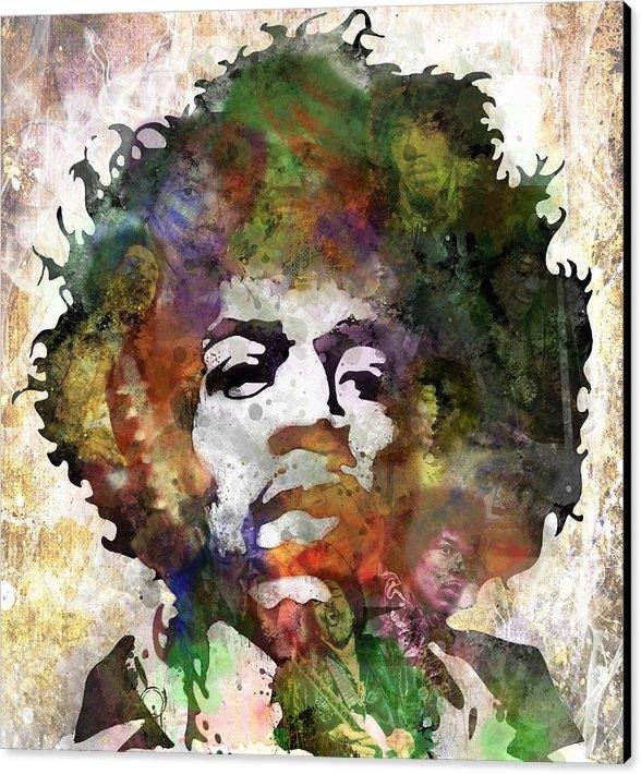 Bobby Zeik - Jimi Hendrix