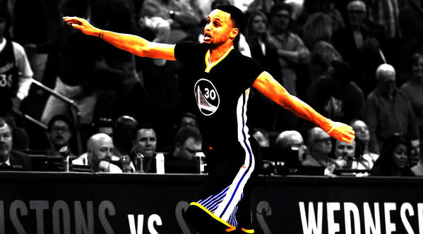 Brian Reaves - Stephen Curry Scores Again