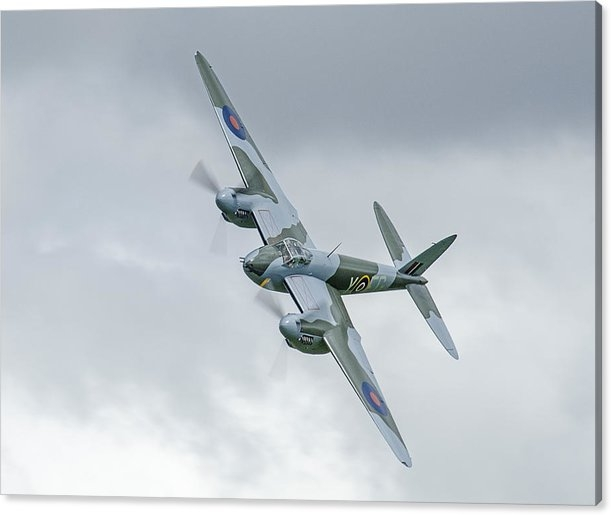 Barry Culling - Mosquito at Ardmore