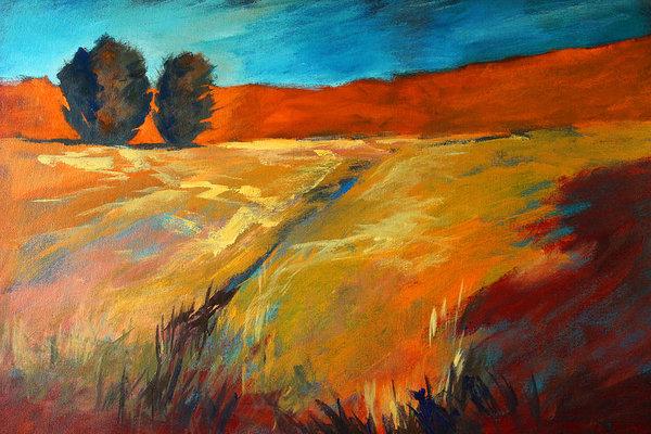Nancy Merkle - High Desert
