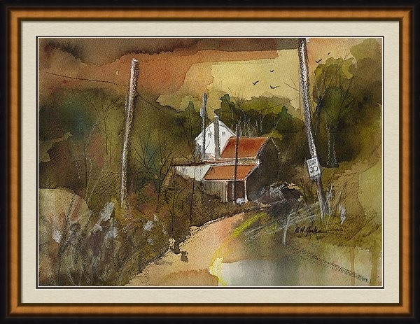 Robert Yonke - Pine Hill Road