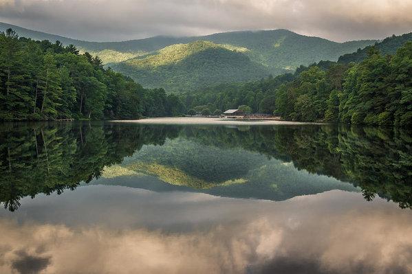 Jason Clemmons - Reflecting at Vogel