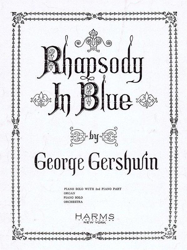Mel Thompson - Rhapsody In Blue