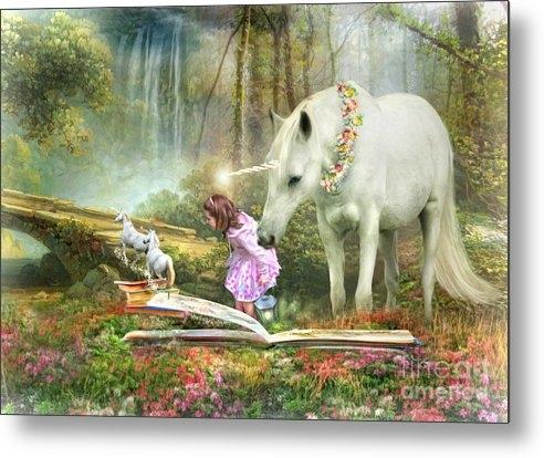 Trudi Simmonds -  The Unicorn Book Of Magic