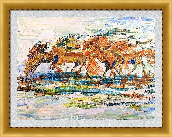 Caillan Bower - Wild Horses