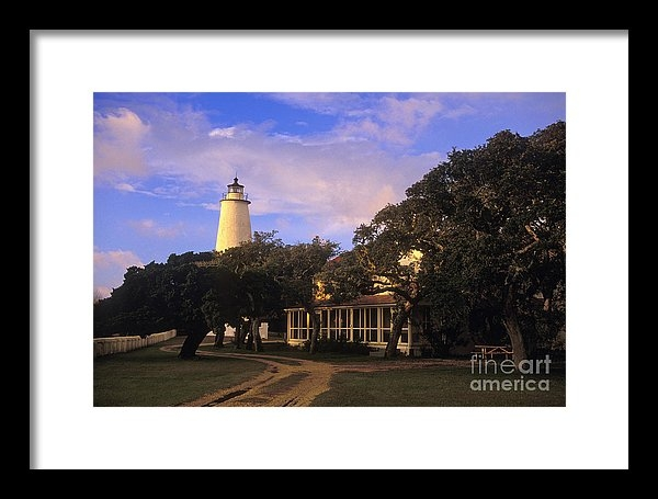 Daniel Dempster - Ocracoke Lighthouse - FS000616