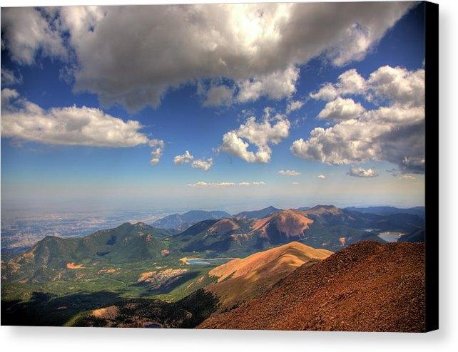 Shawn Everhart - Pikes Peak Summit