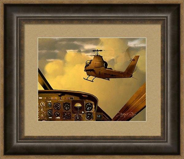 Dieter Carlton - Palette of the Aviator