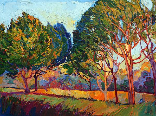 Erin Hanson - Ficus Mosaic