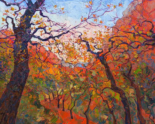 Erin Hanson - Autumn Tapestries