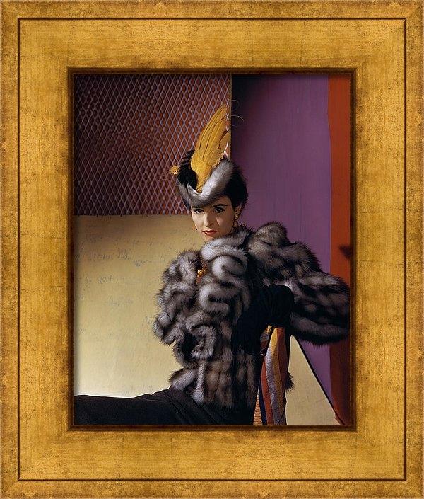 Horst P. Horst - Portrait Of Babe Paley