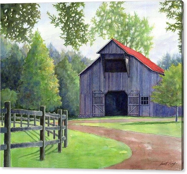 Janet King - Boyd Mill Barn