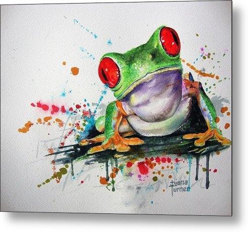 Diana Turner - Frog Eye View