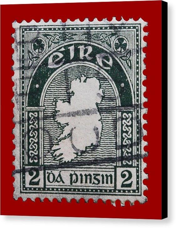 James Hill - Irish Postage Stamp