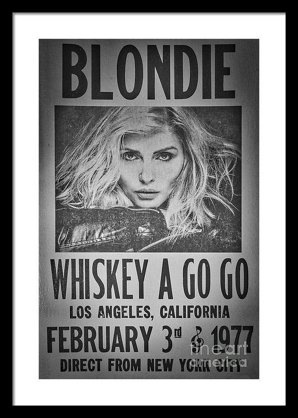Mitch Shindelbower - Blondie At The Whiskey A Go Go
